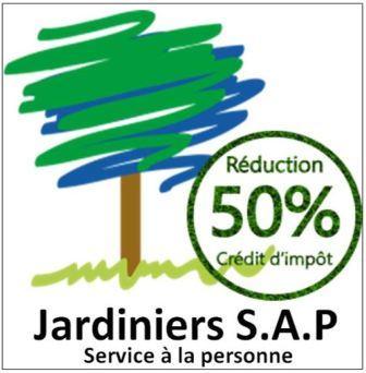 jardinier Pau crédit impôt 50%